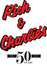 Image result for rich & charlie's